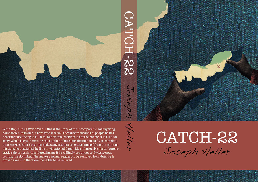 catch 22 chapters 1 17 There was only one catch and that was catch-22, which specified that a concern for one's own safety in the face of dangers that were real and immediate was the process of a rational mind orr was crazy and could be grounded.