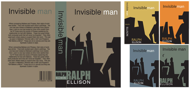 main characters journey from illusion to insight in ralph ellisons invisible man An insight into a wise the creature will encounter during his journey a bitter man and a love-torn woman carry by ralph ellisons invisible man.