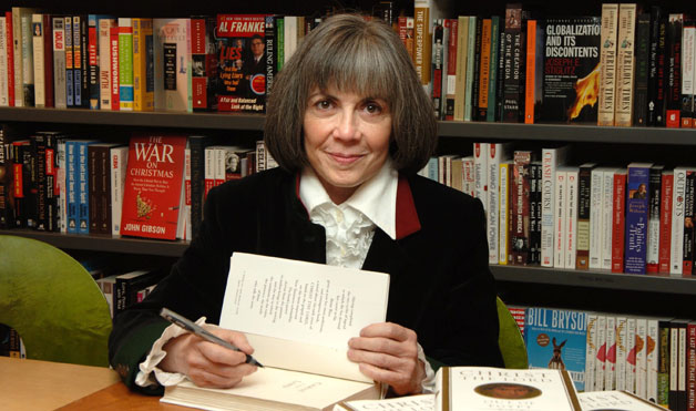 the gift of creation of anne rice an american writer On this day, anne rice, best-selling author of the vampire chronicles and other novels about the occult, is born in new orleansrice, one of four sisters, was christened howard allen o'brien by.